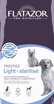 Flatazor Prestige Light & Sterilised 3 kg oder 15 kg
