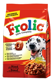 Frolic Complete Rind, Karotten & Getreide 1,5 kg oder 7,5 kg (SPARTIPP: unsere Staffelpreise)