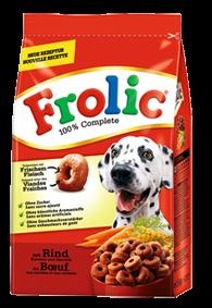 Frolic Complete Rind, Karotten & Getreide 7,5 kg