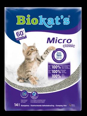 Gimborn Biokats Micro classic 14 L