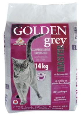 Golden Grey Master mit Babypuderduft und Silikat 14 kg