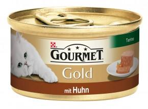 Gourmet Gold Terrine mit Huhn Dose 24 x 85 g