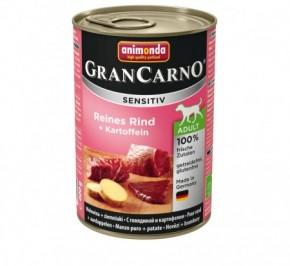 Animonda Dog Gran Carno Sensitiv Adult Reines Rind plus Kartoffeln 400 g