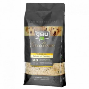 Grau Excellence Reismix mit Gemüse 5 kg oder 10 kg