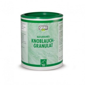 Grau Knoblauch Granulat 400 g