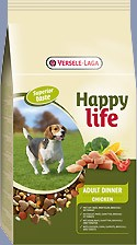 Happy Life Adult Chicken Dinner 3kg oder 15 kg (SPARTIPP: unsere Staffelpreise)