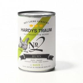 Hardys Traum Basis Menü mit Huhn 6 x 800 g