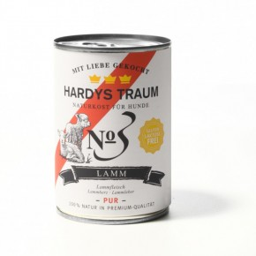 Hardys Traum Pur mit Lamm 400 g oder 800 g