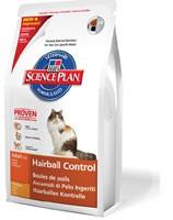 Hills Cat Adult Hairball Control mit Huhn 5 kg (SPARTIPP: unsere Staffelpreise)