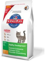 Hills Cat Kitten Healthy Development mit Huhn 2 kg oder 10 kg (SPARTIPP: unsere Staffelpreise)