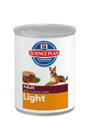 Hills Dog Adult Light mit Huhn 12 x 370 g