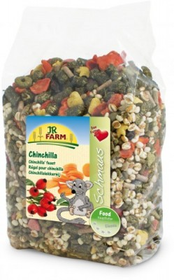 JR FARM Chinchilla Schmaus 6 x 1,2 kg