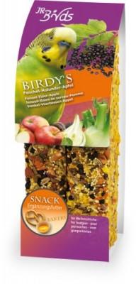 JR Farm Birdys Fenchel Holunder Apfel 5 x 130 g