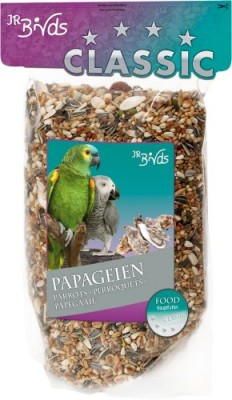 JR Farm Birds Classic Papagei 4 x 1 kg