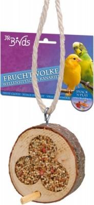 JR Farm Birds Frucht Wolke 8 x 80 g