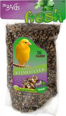 JR Farm Birds Keimfutter Kanarien 4 x 1 kg