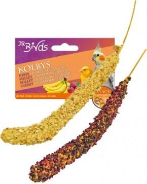 JR Farm Birds Kolbys Hirse Himbeere Banane 8 x 50 g