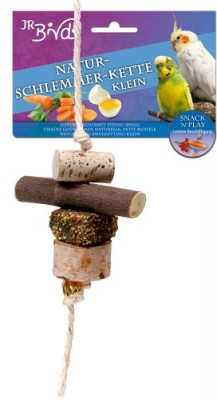 JR Farm Birds Natur Schlemmer Kette klein 5 Stück