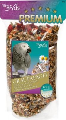 JR Farm Birds Premium Graupapagei 4 x 950 g