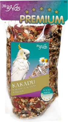JR Farm Birds Premium Kakadu 4 x 950 g
