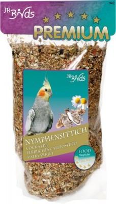 JR Farm Birds Premium Nymphensittich 4 x 1 kg