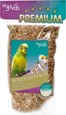 JR Farm Birds Premium Wellensittich 4 x 1 kg
