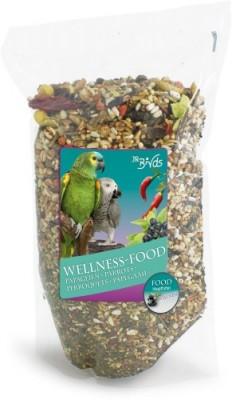 JR Farm Birds Wellness Food Papagei 4 x 800 g