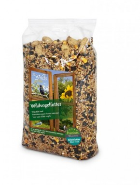 JR Farm Birds Wildvogel Schmaus 6 x 1,5 kg