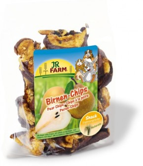 JR Farm Birnen Chips 4 x 100 g