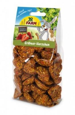 JR Farm Erdbeer Herzchen 4 x 150 g