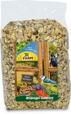 JR Farm Garden Wildvogel Schmaus 6 x 1,5 kg