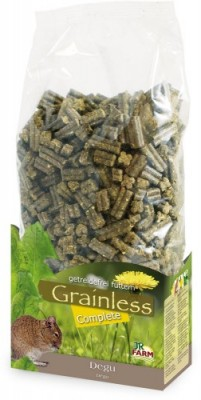 JR Farm Grainless Complete Degu 6 x 1,35 kg