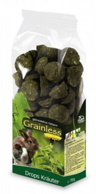 JR Farm Grainless Drops Kräuter 8 x 140 g