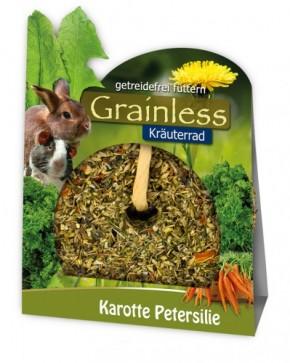 JR Farm Grainless Kräuter Rad Karotte und Petersilie 4 x 140 g