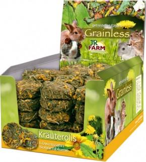 JR Farm Grainless Kräuterolis Löwenzahn Sonnenblume 10 x 70 g