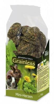 JR Farm Grainless Mini Herzen 8 x 150 g