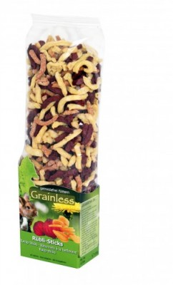 JR Farm Grainless Rübli Sticks 8 x 100 g