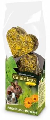 JR Farm Grainless Ringelblumen Herzchen 8 x 105 g