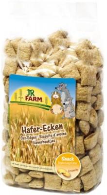 JR Farm Hafer Ecken 8 x 100 g oder 5 kg