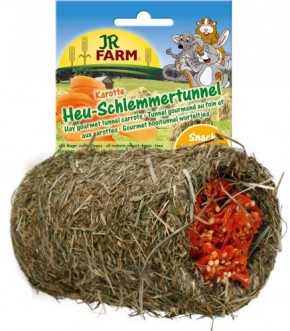JR Farm Heu Schlemmertunnel Karotte 6 x 125 g