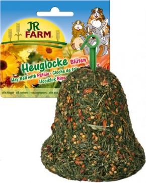 JR Farm Heuglocke Blüten 5 x 125 g