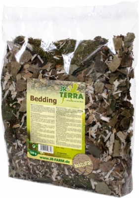 JR Farm Terra Natural Bedding 4 x 5 Liter