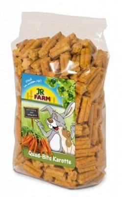 JR Farm Quad Bits Karotte 4 x 300 g