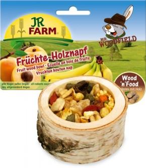 JR Farm Mr. Woodfield Holznapf mit Früchten 6 x 120 g
