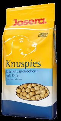 Josera Knuspies 1,5 kg oder 10 kg (SPARTIPP: unsere Staffelpreise)