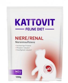 Kattovit Feline Niere & Renal 1,25 kg