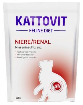 Kattovit Feline Niere & Renal 400 g, 1,25 kg oder 4 kg
