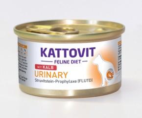 Kattovit Feline Urinary mit Kalb Dose 85 g