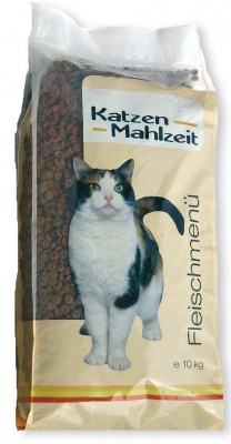 deuka cat Katzenmahlzeit Fleischmenü 2 x 10 kg (Staffelpreis)