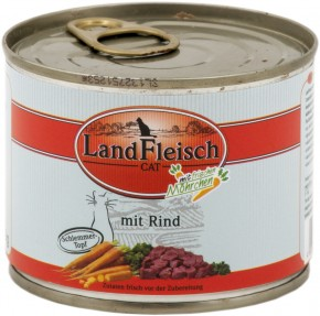 LandFleisch Schlemmertopf mit Rind 195 g